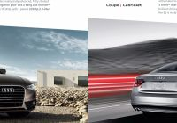 Audi Fairfield Awesome Audi My14 Brand Brochure Graphis