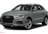 Audi Q3 2015 Lovely 2018 Audi Q3 2 0t Premium 4dr Front Wheel Drive Sport Utility Specs and Prices