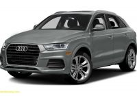 Audi Q3 2016 Inspirational 2018 Audi Q3 2 0t Premium 4dr Front Wheel Drive Sport Utility Specs and Prices