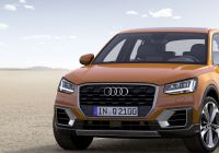 Audi Q3 2016 Lovely the Q2 Certainly Looks Distinctive with Its Floating Blade