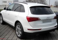 Audi Q5 2012 Fresh File Audi Q5 Rear