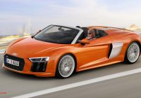 Audi R8 2008 New Things You Need to Know