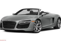 Audi R8 Convertible Awesome 2015 Audi R8 4 2 2dr All Wheel Drive Quattro Spyder Pricing and Options