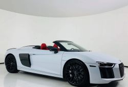 Lovely Audi R8 Convertible