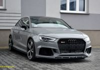 Audi Rs3 for Sale Beautiful Splitter Frontansatz V 1 Audi Rs3 8v Fl Sedan