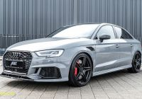 Audi Rs3 for Sale Best Of Audi Rs3 Sedan by Abt
