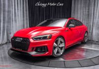 Audi Rs5 for Sale Elegant Used 2019 Audi Rs5 Sportback 2 9t Quattro Msrp $97k Dynamic