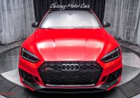 Audi Rs5 for Sale Fresh Used 2019 Audi Rs5 Sportback 2 9t Quattro Msrp $97k Dynamic