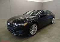 Audi Rs5 for Sale New Certified Pre Owned 2019 Audi A7 Premium Plus Awd