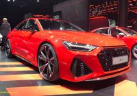 Audi Rs7 for Sale Awesome New 2019 Audi Rs 7 Sportback Goes On Sale