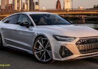 Audi Rs7 for Sale Lovely See the 2020 Audi Rs7 Sportback Hit 62 Mph In 3 4 Seconds