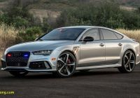 Audi Rs7 for Sale New World S Fastest Armored Car is This 202 Mph Audi Rs7 Sportback