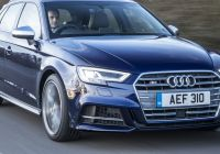 Audi S3 for Sale Awesome New Audi S3 Sportback Review