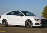Audi S3 for Sale Best Of 2017 Audi S3 First Drive Killer Tech Improves A sound