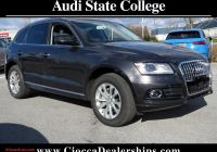 Audi Sq5 for Sale Luxury Used 2016 Audi Q5 for Sale In West Chester