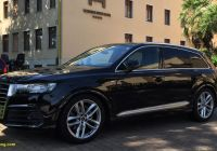 Audi Suv Used Beautiful Audi Q7 3 0 Tdi Black