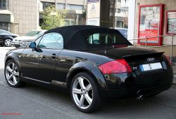 Luxury Audi Tt Quattro