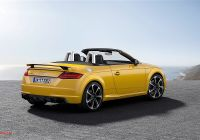 Audi Tt Rs for Sale Awesome 2017 Audi Tt Rs Roadster and Coupe Bow In Beijing with 400