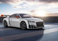 Audi Tt Rs for Sale Beautiful 2016 Audi Tt Clubsport Turbo Concept News and Information