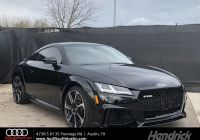 Audi Tt Rs for Sale Fresh Certified Pre Owned 2018 Audi Tt Rs 2 5 Tfsi Awd