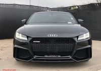 Audi Tt Rs for Sale Fresh Pre Owned 2018 Audi Tt Rs 2 5 Tfsi