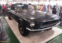 Auto Auction Elegant S Bullitt Mustang Driven by Steve Mcqueen Sells for