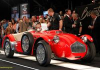 Auto Auction Fresh Classic Cars sold at Barrett Jackson Auto Auction