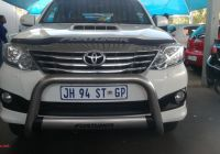 Auto Dealerships Beautiful toyota fortuner 3 0d 4d 4×4 Auto for Sale In Gauteng