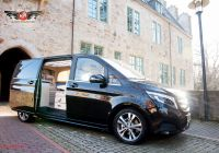Auto Van Luxury Luxury Mercedes Benz V Class V250 Avantgarde Vip Edition