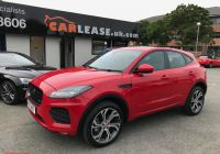 Auto Van Unique In Review Jaguar E Pace 2 0d [180] Special First Edition