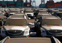 Automobile History Reports Luxury China Auto Sales In July On Track for Worst Year In History