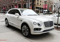 Bentley Bentayga for Sale Lovely 2017 Bentley Bentayga In Chicago Il Il United States for