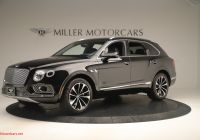 Bentley Bentayga for Sale Lovely Pre Owned 2018 Bentley Bentayga W12 Signature for Sale
