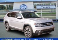 Best Cars Suv 2019 Awesome 2019 Volkswagen atlas Sel Premium with 4motion Suv
