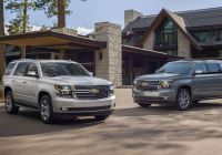 Best Cars Suv 2019 Beautiful Chevrolet Introduces Tahoe and Suburban Premier Plus Special