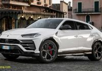 Best Cars Suv 2019 Fresh How Much Does A Lamborghini Actually Cost