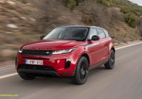 Best Cars Suv 2019 Lovely Land Rover Range Rover Evoque Review