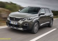 Best Cars Suv 2019 Lovely Peugeot 5008 2018 Review Gallic Flair In Suv form