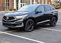 Best Cars Suv 2019 Luxury Fast and Fun but Flawed the Acura Rdx Reviewed