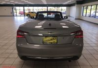 Best Cars Under 10000 Best Of Used 2013 Chrysler 200 Convertible touring
