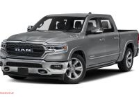 Best Gas Mileage Trucks Awesome 2019 Ram 1500 Limited 4×4 Crew Cab 153 5 In Wb Specs and Prices