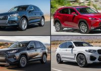 Best Hybird Suv Best Of Small Hybrid Suvs which are the Most Efficient