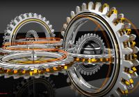 Best Techinal Automotive Universities Luxury 4k Hd Wallpaper 3 Abstract 3d Concentric Gears