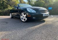Best Used Cars Under 10000 Elegant 2005 Lexus Sc 430 4 3l 0d £2 995