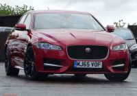 Best Used Luxury Cars Beautiful Used Jaguar Xf Saloon 2 0d R Sport Auto S S 4dr In
