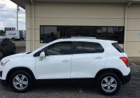 Best Used Small Suv Elegant Used 2015 Chevrolet Trax for Sale at byford Motor Pany