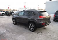 Best Used Small Suv Fresh Used 2017 Jeep Cherokee for Sale at Bayview Chrysler Dodge