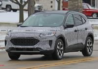 Best Used Small Suv Lovely 2020 ford Escape Spied Inside and Out Hybrid Confirmed