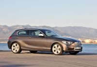 Bmw 135i Beautiful Wide Doors with Frameless Windows with A Holistic
