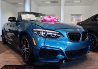Bmw 2 Series for Sale Elegant New 2020 Bmw 2 Series M240i Xdrive Convertible